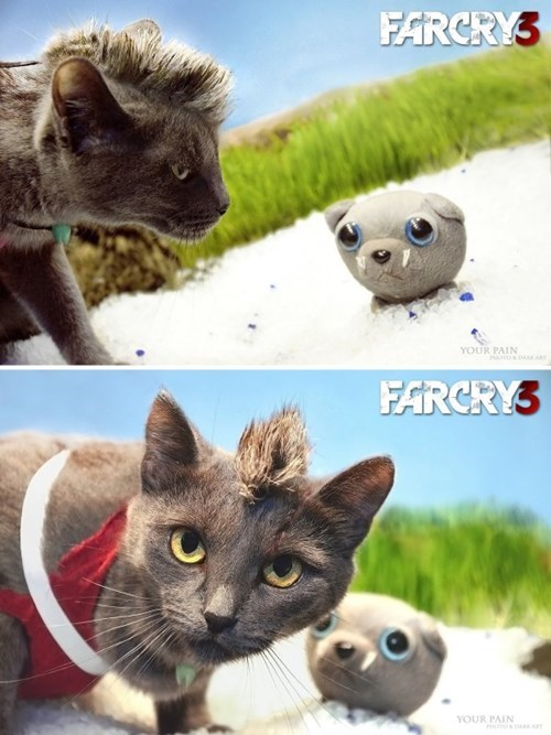 far cry far cry 3 Cats animals