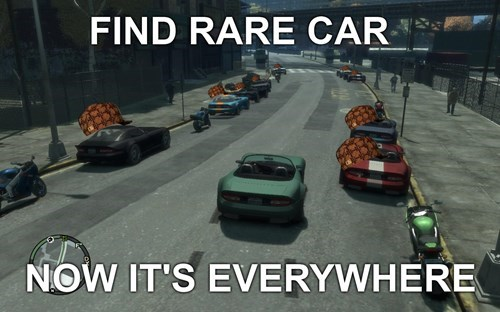 scumbags cars Grand Theft Auto video games - 8185348864