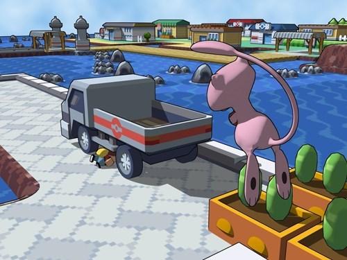 mew Fan Art truck - 8185377280