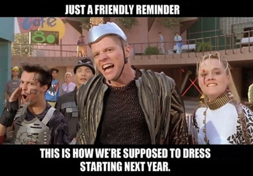 fashion back to the future