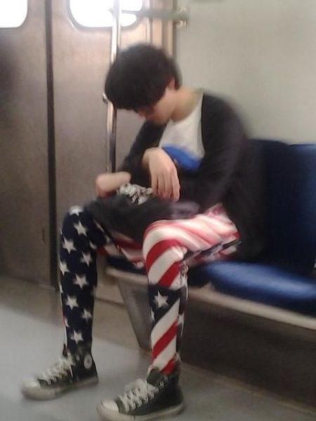 pants patriotic pants - 8186434816