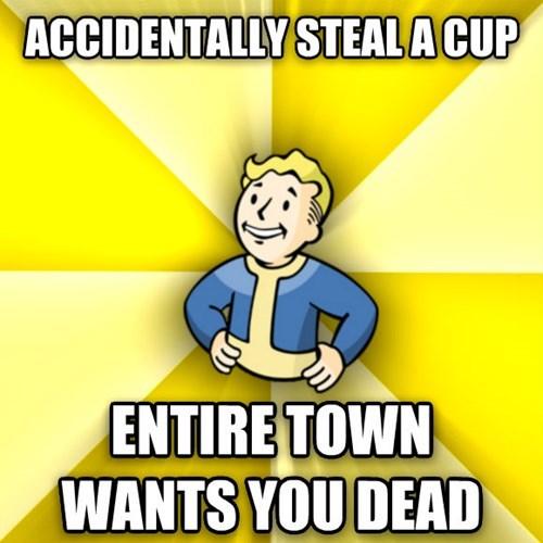 fallout vault boy fallout 3 fallout logic - 8186533888