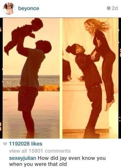 beyoncé,instagram,burn,Jay Z