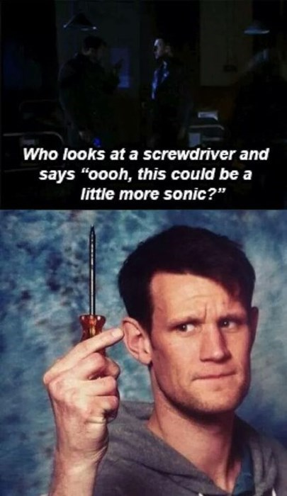 sonic screwdriver 11th Doctor - 8186715136