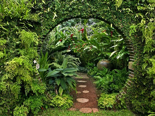 mother nature ftw garden design - 8186780160