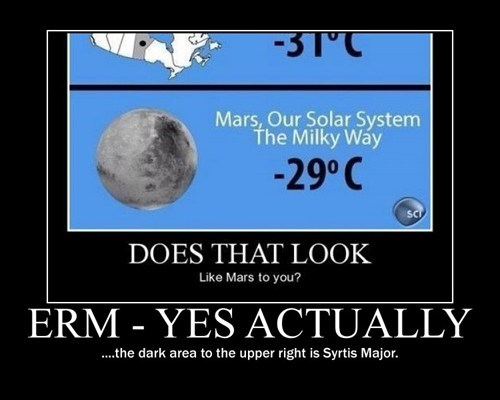 moon Astronomy Mars funny - 8187562496