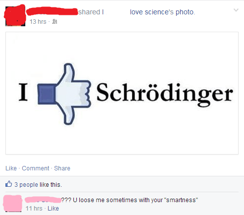 school,schrodinger,like button,dislike button,failbook,g rated