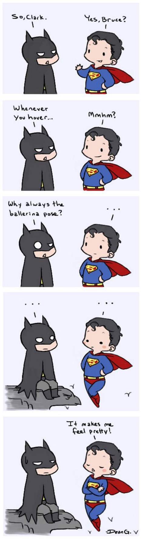 batman,superman,web comics
