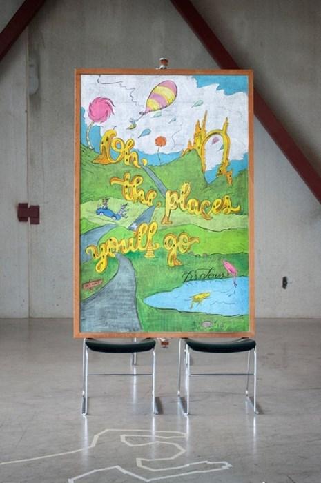 chalk art chalk - 8188480512