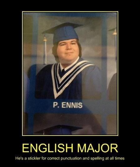 wtf english major no no tubes funny - 8188547584