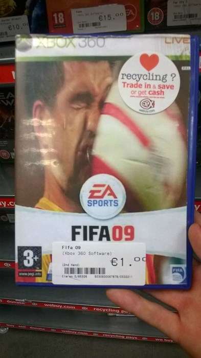 fifa,xbox,i'll buy faceball,seems legit