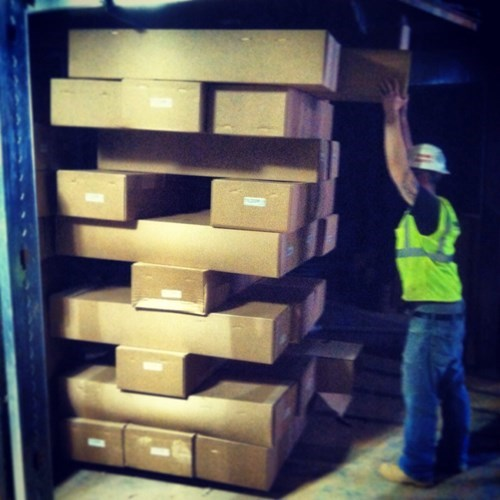 monday thru friday boxes work jenga precarious g rated