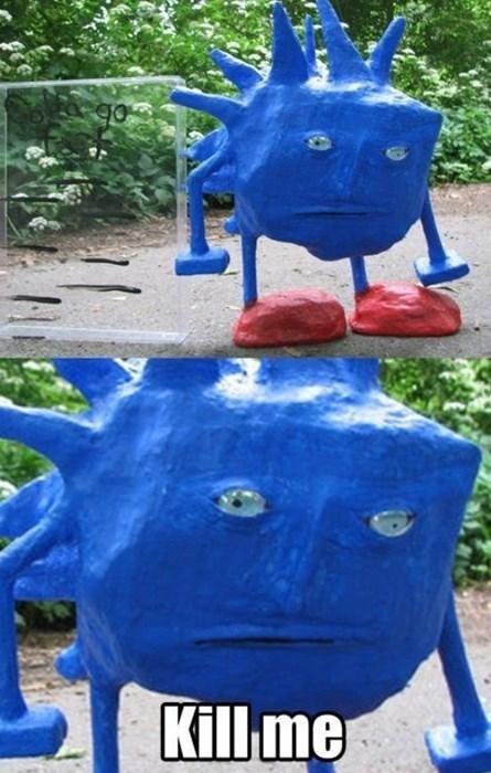 Sculpture - Killme