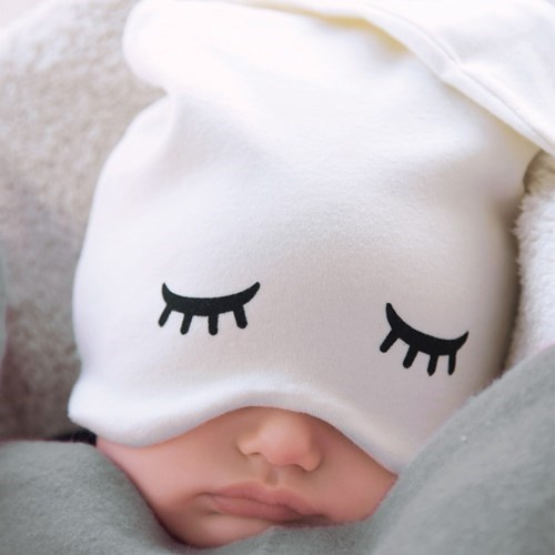 baby cute parenting sleep hat - 8188700928