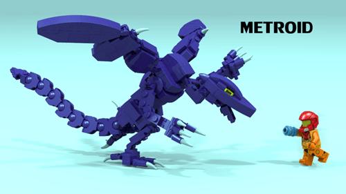 lego,Metroid