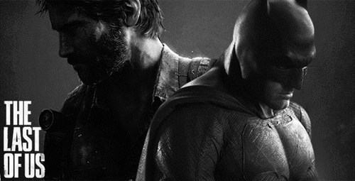 the last of us,sad batman
