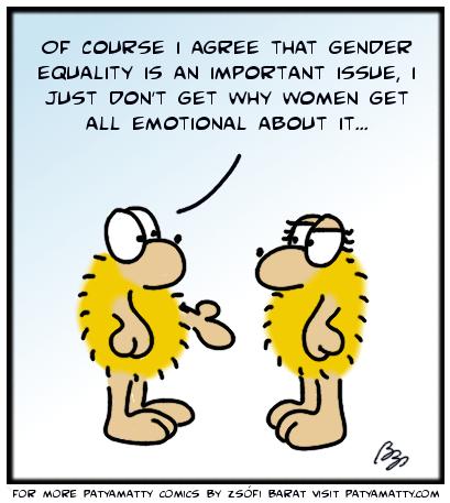 equality gender issues jk web comics - 8189999360