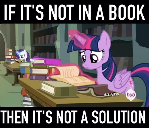 bookworm twilight sparkle library - 8190013440