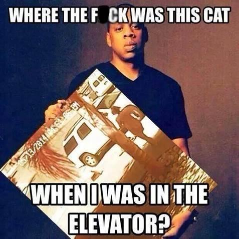 Solange tara the cat Jay Z - 8190041088