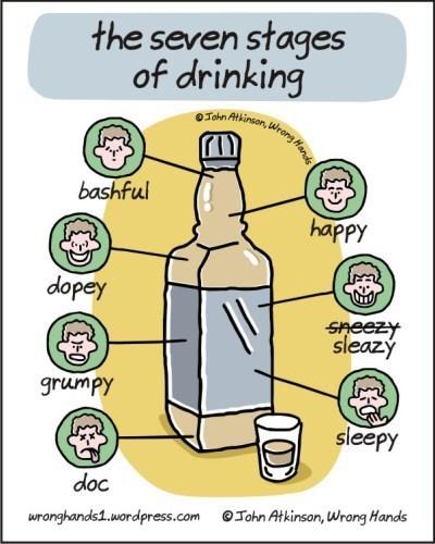 drinking diagrams web comics - 8190082560