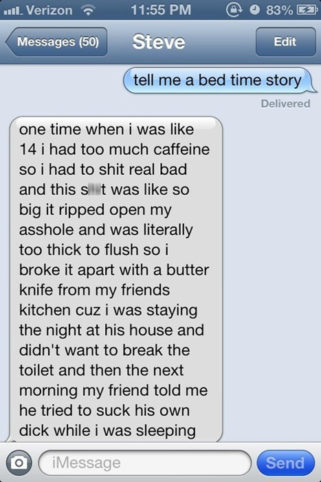 wtf gross bedtime stories texting - 8190094080