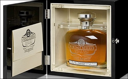 old fancy whiskey awesome single malt Ireland - 8190112768