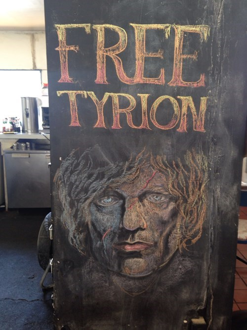 Game of Thrones season 4 tyrion lannister - 8190114304