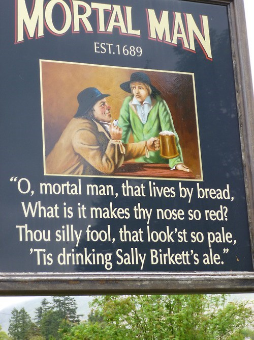 beer sign awesome pub funny - 8190175232