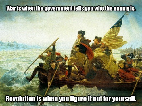 government,george washington,revolution