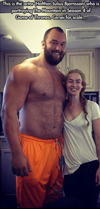 Game of Thrones,season 4,The Mountain