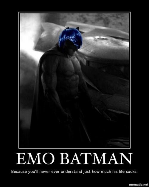 Emo is the new sad isn't it?