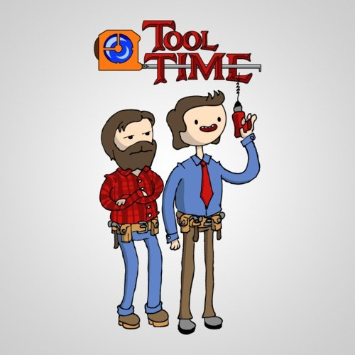 tool time home improvement adventure time - 8191632640