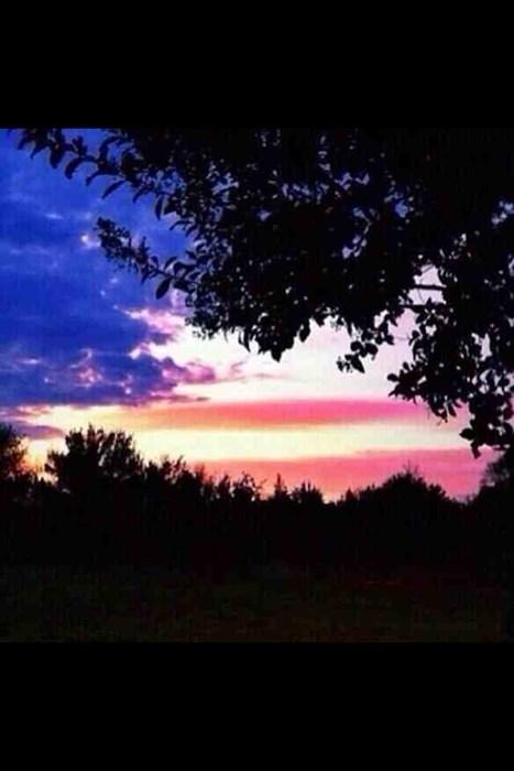 texas sunset - 8191670016
