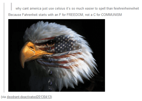 F Stands for Freedom