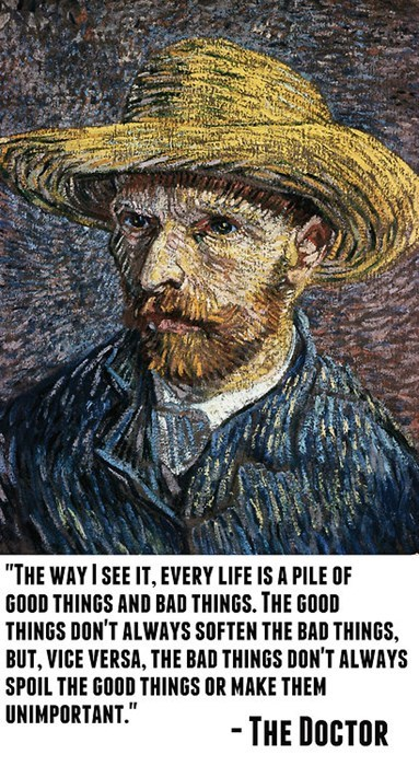 11th Doctor Vincent van Gogh - 8192490752