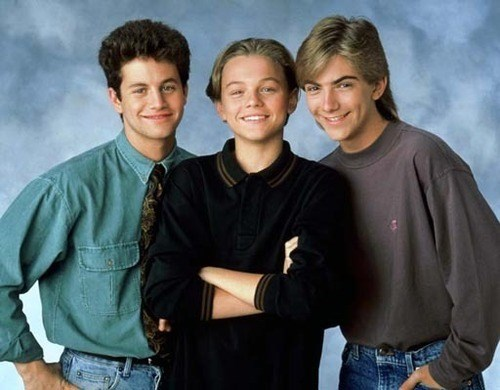growing pains,leonardo dicaprio,Kirk Cameron