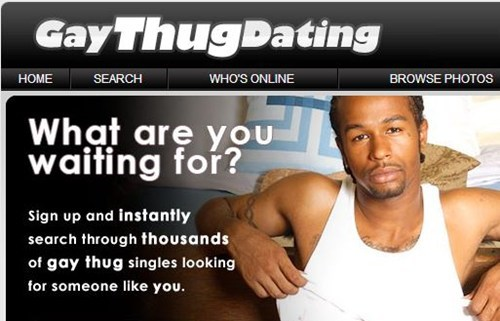 Gay thug sites