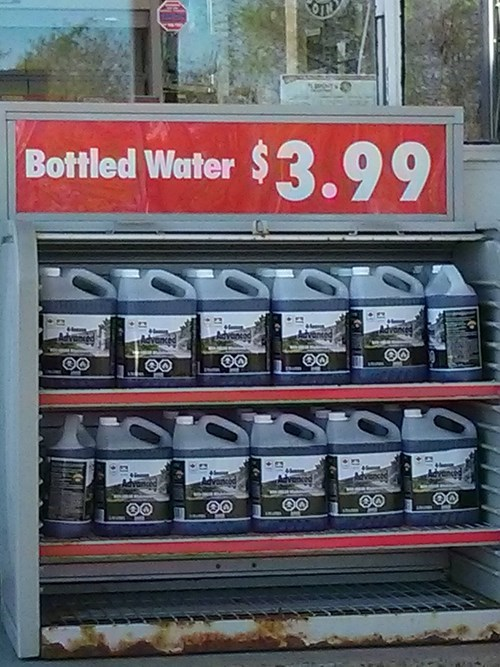 bottled water oil - 8192662784