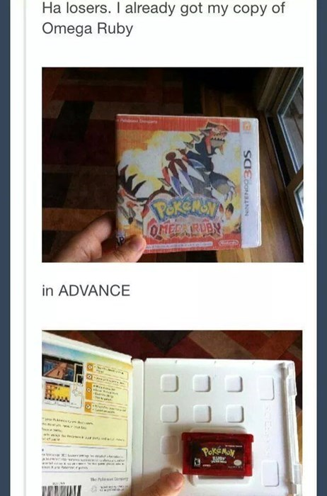 swag seems legit totally real omega ruby
