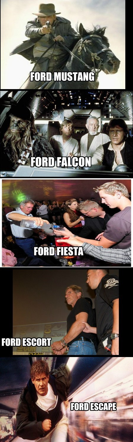 gifs,Harrison Ford,puns,fords