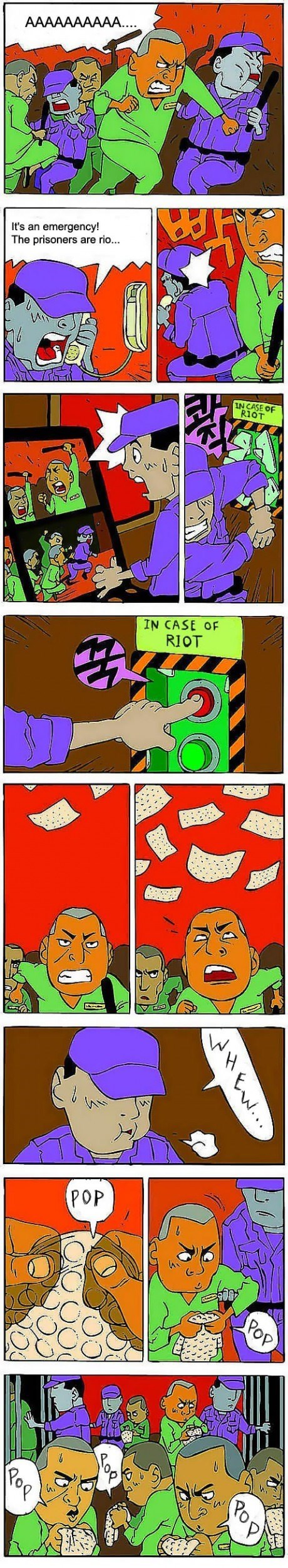 bubble wrap prison web comics - 8192866560