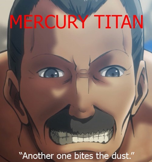 freddie mercury,anime,attack on titan