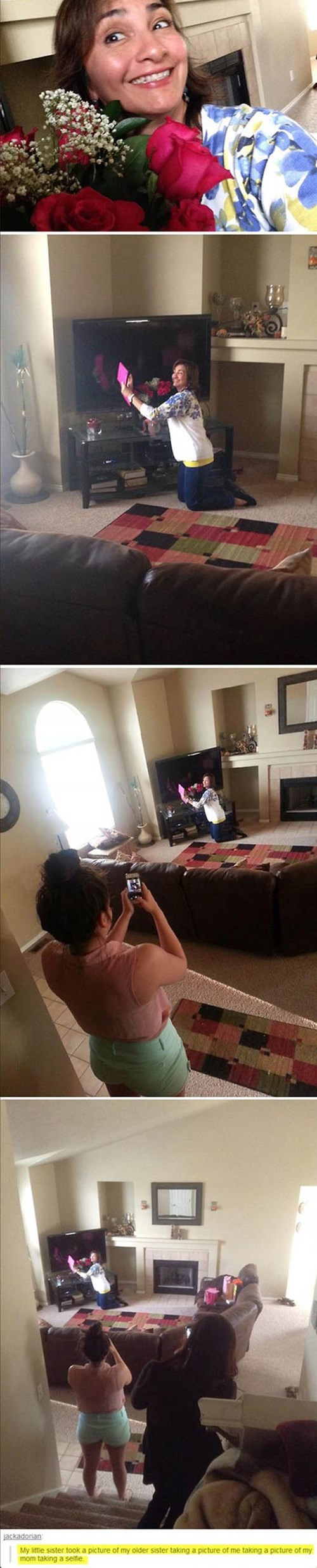 selfie kids parenting Photo g rated