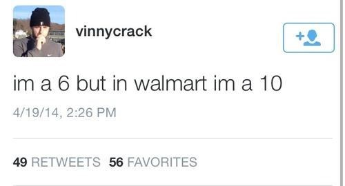 twitter,Walmart,dating