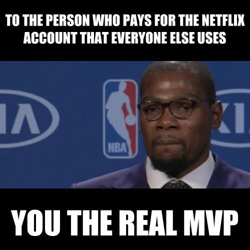 nba you the real mvp basketball kevin durant mvp speech netflix kevin durant