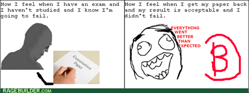 grades test everything went better than expected exams - 8193173504