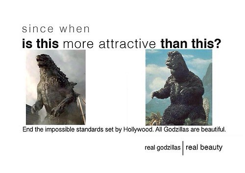 godzilla,movies,body positivity