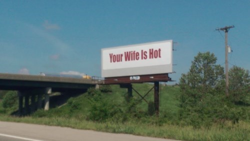 advertising billboards women - 8193240064