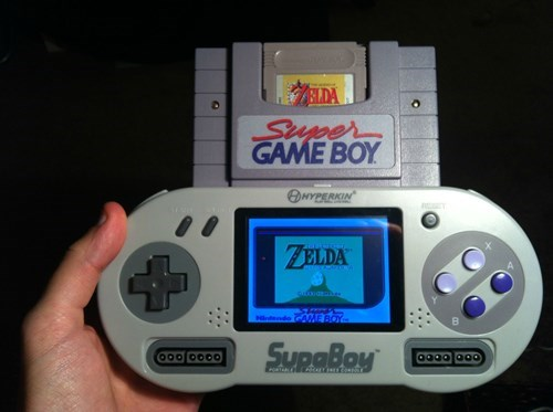 game boy supaboy Super Game boy - 8193341184