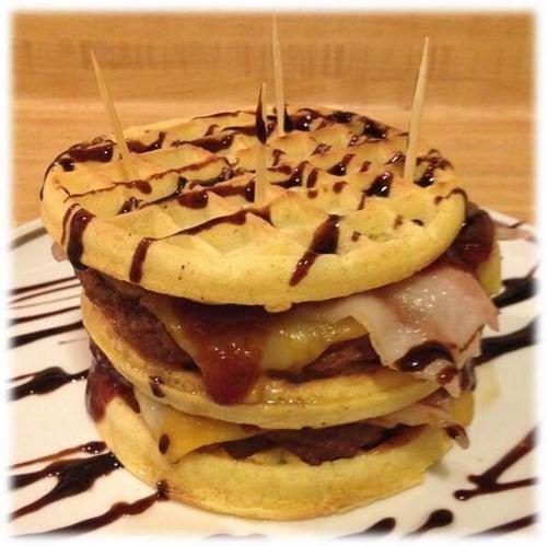 diabeetus,food,waffles